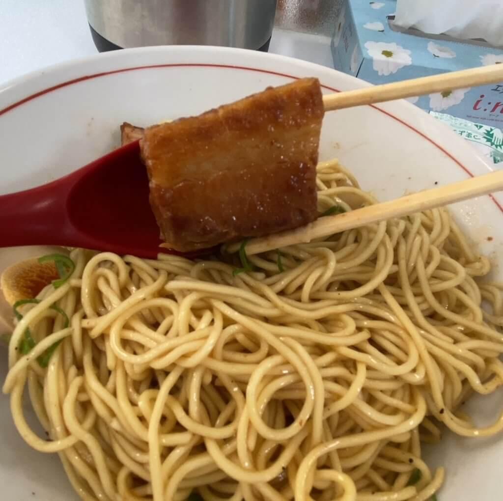 細麺パリパリで絡みやすく良好|GoKaKu