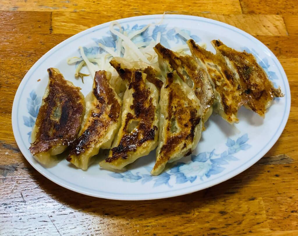 豊橋だけど浜松餃子の味なんだよなぁ