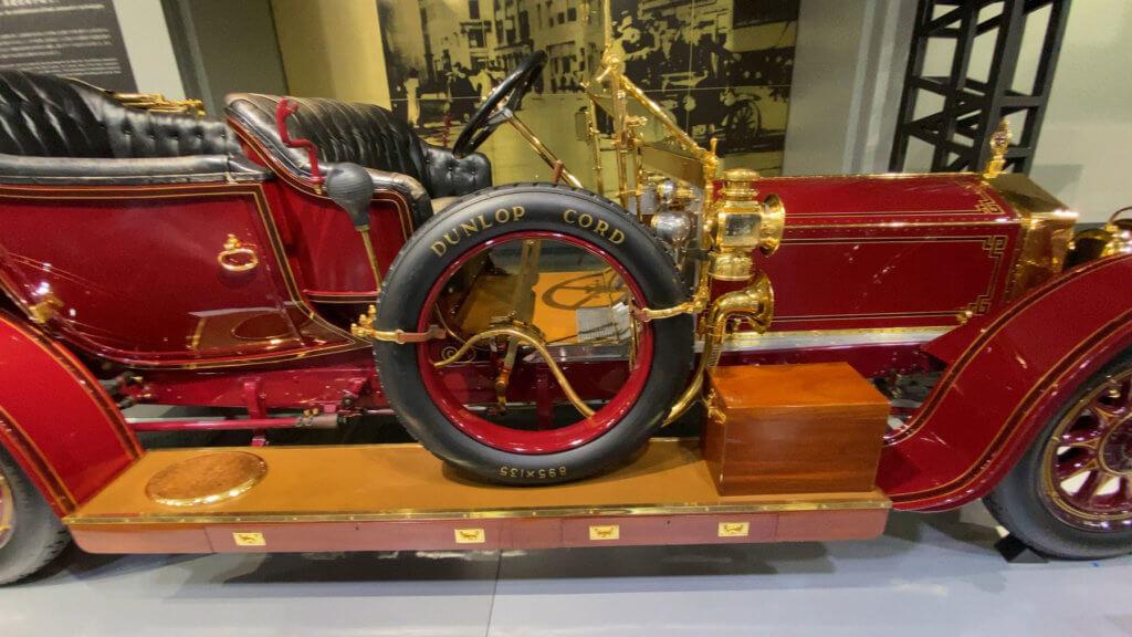 ロールスロイス シルバーゴースト(1910)|トヨタ博物館