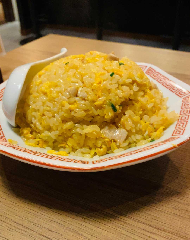 麺道場yawaraのチャーハン